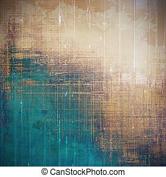 Vintage retro frame or background, old school textured backdrop. With different color patterns: yellow (beige); brown; gray; blue; cyan; pink