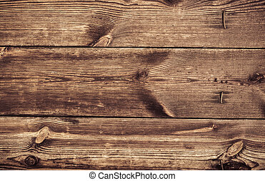 wood background - Vintage retro style - wood background