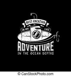 retro submarine