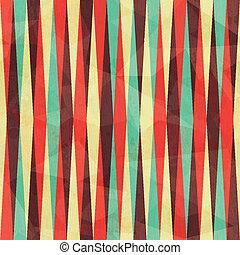 vintage rhombus seamless pattern