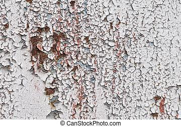 Vintage rusty grunge iron textured background
