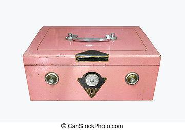 Vintage safe lock