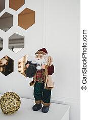 Santa Claus Christmas toy