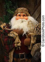 Vintage santa Claus - Vintage Santa Claus