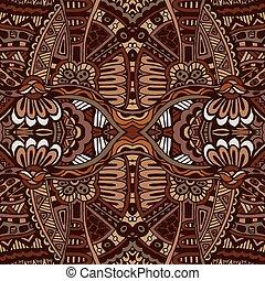 vintage seamless vector pattern ornamental