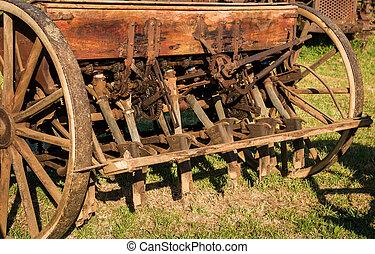 Vintage Seed Sower