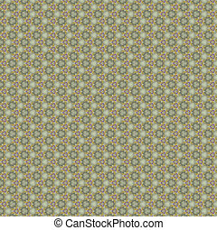 Vintage Shabby Background with Classy Patterns - Vintage...