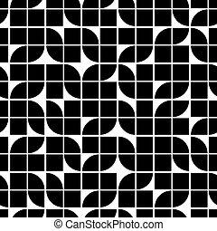 Vintage single color seamless tiles.