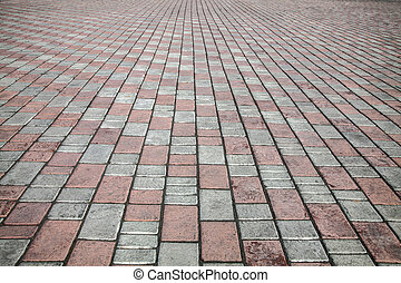 stone street road pavement texture - Vintage stone street...