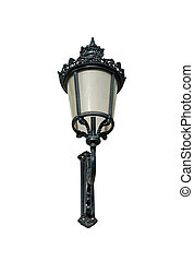 Vintage street light
