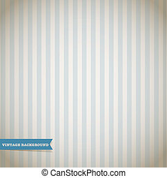 Vintage Stripe Pattern