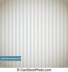 Vintage Stripe Pattern