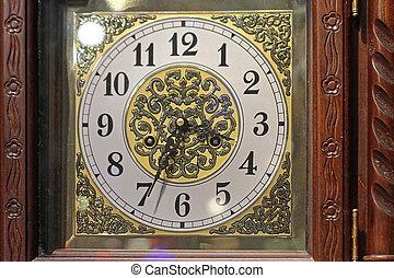 Grandpa Clock