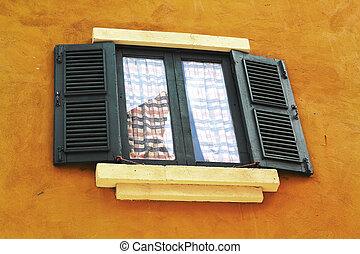 Vintage style window