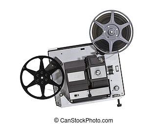 Vintage Super 8 Home Movie Projector