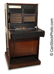 vintage switchboard