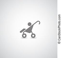 vintage symbol set for use