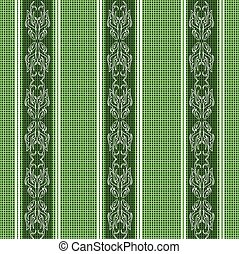 vintage tablecloth seamless pattern. beautiful vector background, the idea for decor, wallpaper and textiles