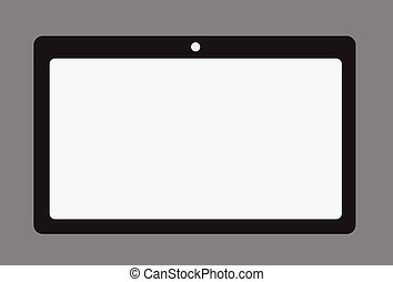 Vintage Tablet Vector