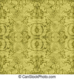 Vintage Tapestry Pattern