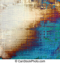 Vintage Texture Ideal For Retro Backgrounds With Different Color Patterns Brown Blue