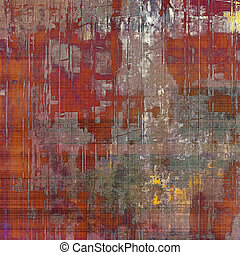Vintage texture ideal for retro backgrounds. With different color patterns: brown; gray; green; purple (violet)