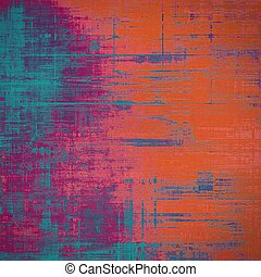Vintage texture ideal for retro backgrounds. With different color patterns: purple (violet); red (orange); blue; pink