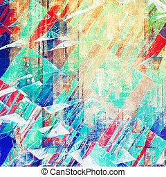 Vintage texture ideal for retro backgrounds. With different color patterns: yellow (beige); blue; green; pink; red (orange)