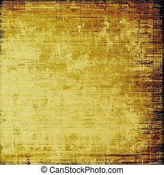Vintage texture ideal for retro backgrounds. With different color patterns: yellow (beige); brown