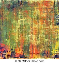 Vintage texture ideal for retro backgrounds. With different color patterns: yellow (beige); brown; green; red (orange)