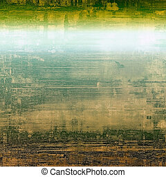 Vintage texture ideal for retro backgrounds. With different color patterns: yellow (beige); brown; blue; green