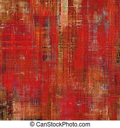 Vintage texture ideal for retro backgrounds. With different color patterns: yellow (beige); brown; red (orange); pink