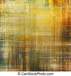 Vintage texture ideal for retro backgrounds. With different color patterns: yellow (beige); brown; blue; red (orange)
