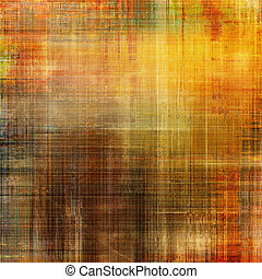 Vintage texture ideal for retro backgrounds. With different color patterns: yellow (beige); brown; red (orange); green