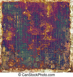 Vintage texture ideal for retro backgrounds. With different color patterns: yellow (beige); brown; green; purple (violet)
