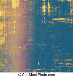 Vintage texture ideal for retro backgrounds. With different color patterns: yellow (beige); brown; blue; pink