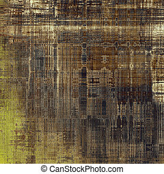 Vintage texture ideal for retro backgrounds. With different color patterns: yellow (beige); brown; gray; black