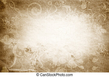 vintage texture - special paper texture ,toned and grunge f/...