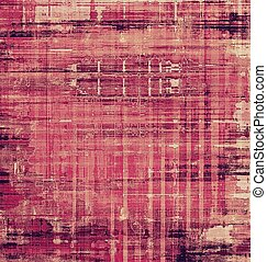 Vintage texture. With different color patterns: gray; purple (violet); pink