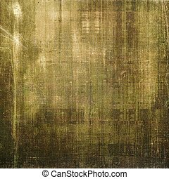 Vintage textured background. With different color patterns: yellow (beige); brown; gray; black