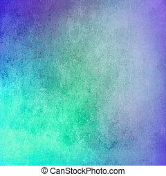 Vintage turquoise background