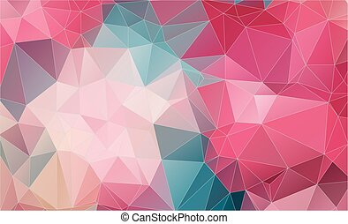 Vintage Two-dimensional  colorful background for web design