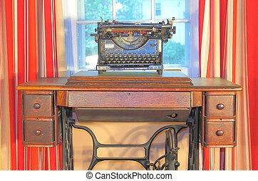 Vintage Typewriter