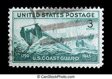 Vintage US commemorative postage stamp - UNITED STATES- ...