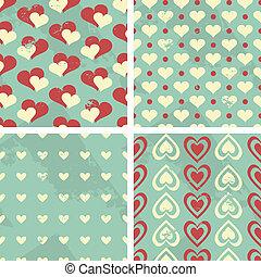 Vintage Valentine's Day Patterns