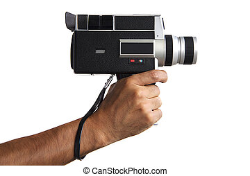Vintage vide camera
