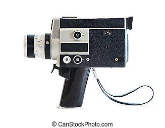 Vintage video camera