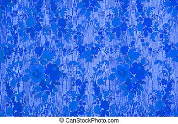vintage wallpaper blue background