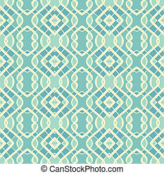 vintage wallpaper pattern seamless background. Vector. -...