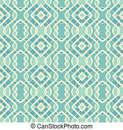 vintage wallpaper pattern seamless background. Vector. - ...